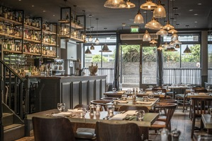 The Coal Shed Restaurant Brighton